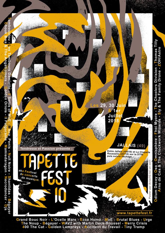 TAPETTE FEST #10