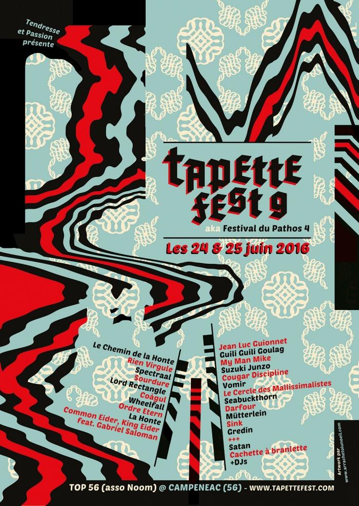 TAPETTE FEST #9