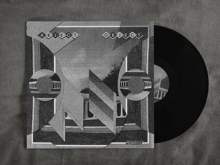ABJECT OBJECT 'Romance' LP